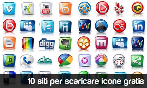 Scaricare icone gratis i migliori 10 siti