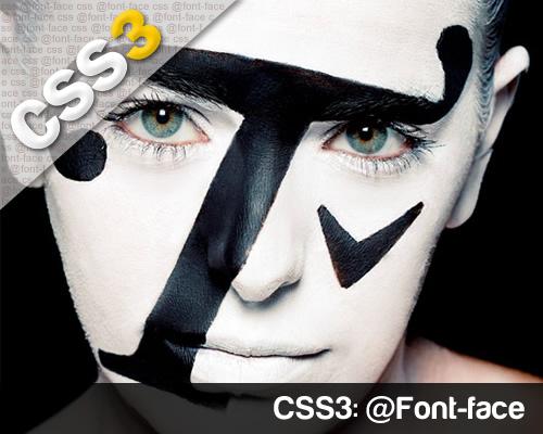 CSS3 @Font-face