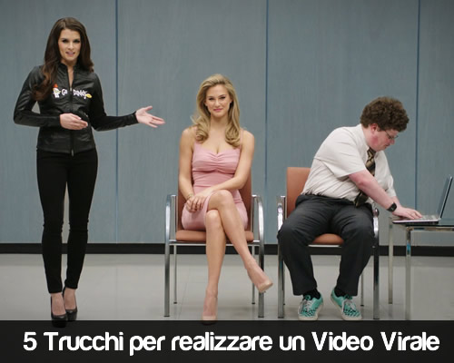 5 Trucchi Video Virale
