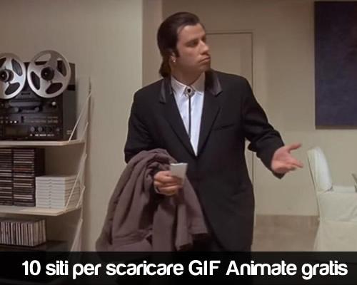 10 siti per scaricare GIF Animate gratis