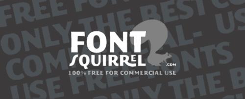 Font Squirrel presenta font-face kit generator