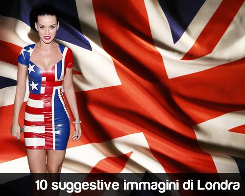 10 suggestive immagini di Londra