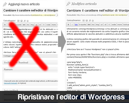 Image Result For WordPress Page Font