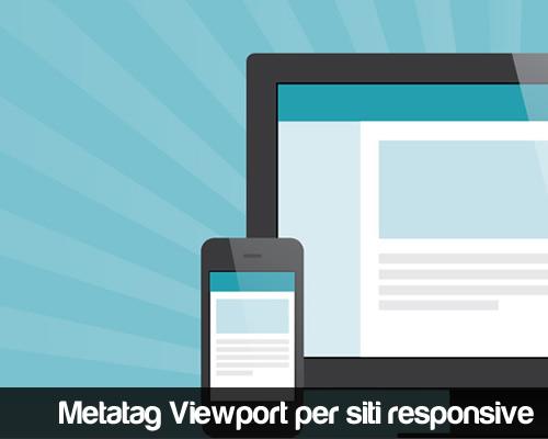 Metatag viewport